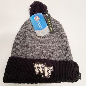 Nike • Wake Forest Hat Removable Pom